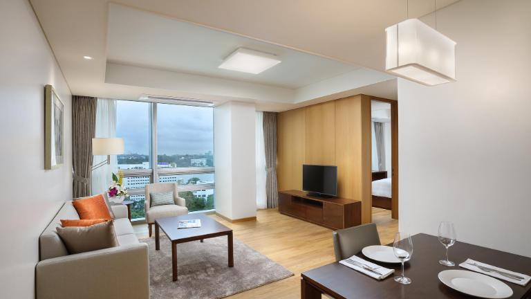 Serviced apartments Singapore