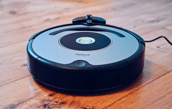 Robotic House Cleaner
