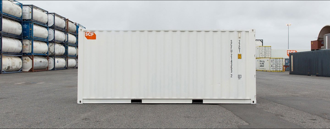 The Benefits and Versatility of SCF 20fit Transport Containers