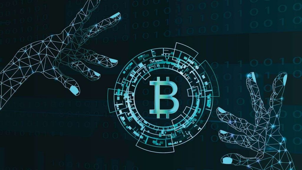 a cryptocurrency is skyrocketing