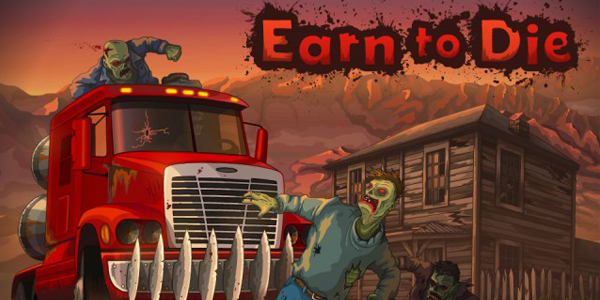 playing earn to die online game