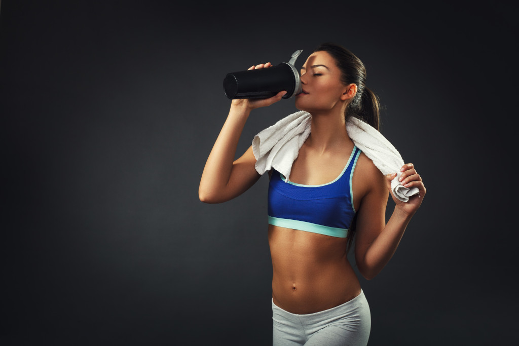 Sports Nutrition Online Store