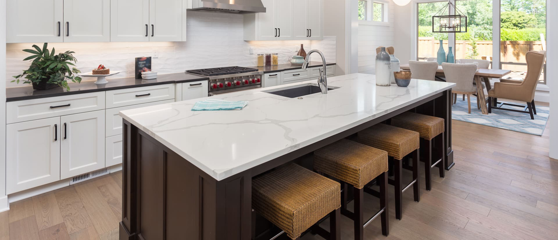 Reasons to choose the granite countertops for your kitchen