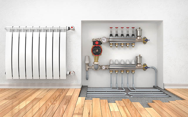 Why hydronic heating is so popular